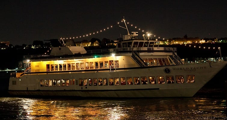 Valentines Day Dinner Cruise NYC The Ultimate Valentines Day Gift