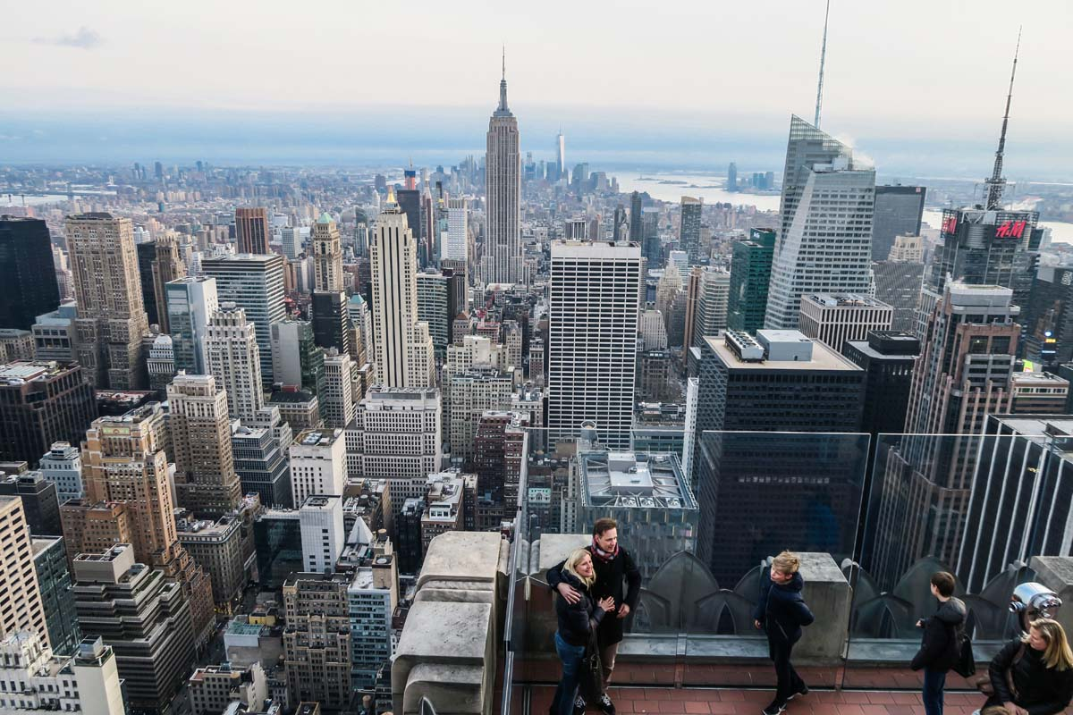 Observation Decks In Nyc Get The Best Views Of The City