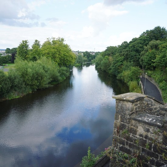 The majestic River Nore