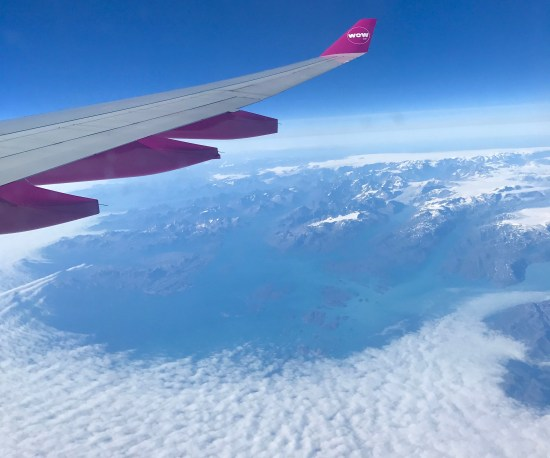 Wow Air heading to iceland
