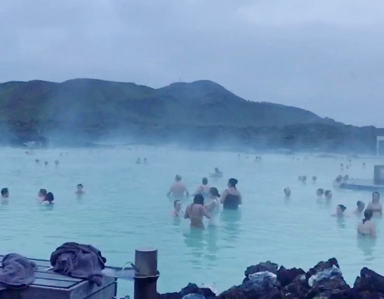 Blue Lagoon at 10pm