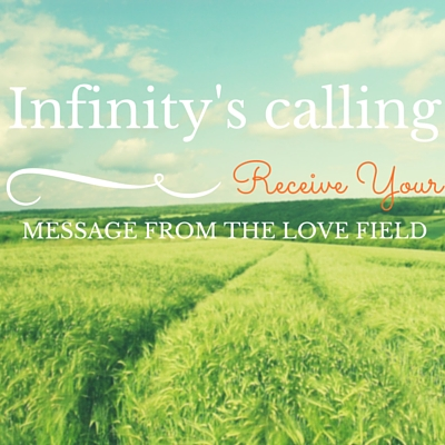 Receive Your Message from the Love Field