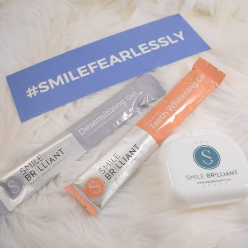 Smile Brilliant – Custom Teeth Whitening System & GIVEAWAY