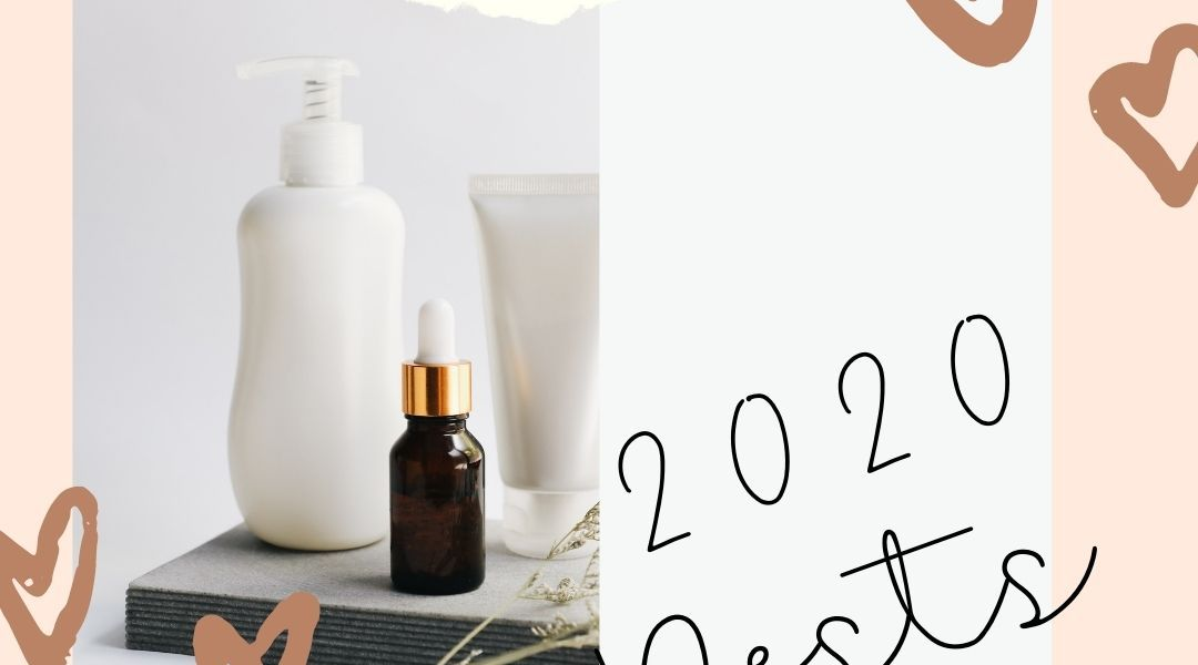 The Best of 2020 // Skincare