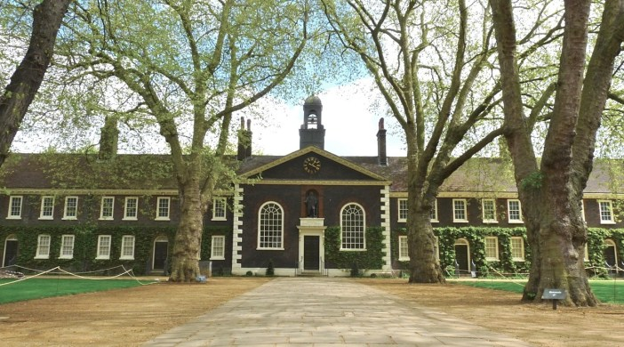 Geffrye Museum Hackney London © david altheer
