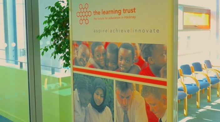 Learning Trust offices Mare St library building Hackney Lon E8 19072012 © DA