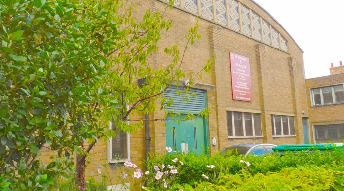 St Michael and All Angels church hall, Lansdowne Drive, London Fields E8 3ER