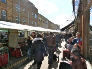 Broadway Market Hackney London 2014 © david.altheer@gmail.com