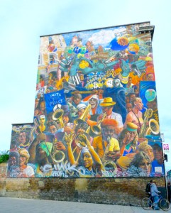 Dalston Peace Carnival Mural © david.altheer@gmail.com