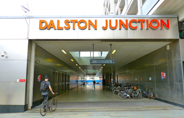 Dalston Junction Hackney E8 © david.altheer@gmail.com