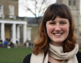 Charlotte George: hopes the scheme works