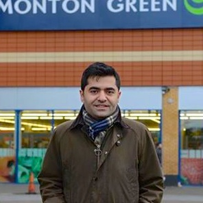 Ibrahim Dogus, would-be Labour candidate for Edmonton, London (supplied pic)