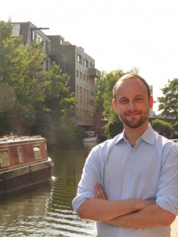 Jack Tinley Conservative Parliamentary Candidate for Hackney South and Shoreditch 2015