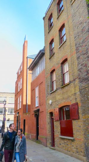 spit©DA14: Huguenot house off Brick Lane Spitalfield London E1 6LY 260414 © david.altheer@gmail.com