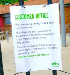 LonFieldsLido©DA20sign: © david.altheer@gmail.com London Fields Lido on Midsummer's Day, closed during Covid-19 crisis, #Dalston #Hackney E8 200620