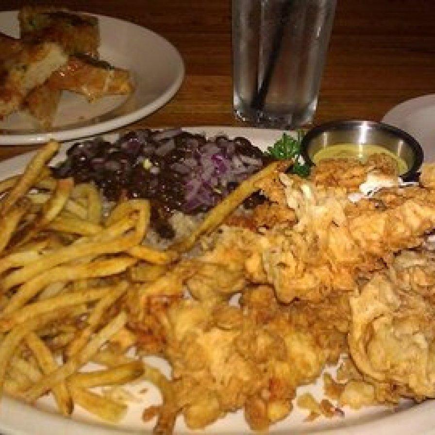 Houston's Chicken Tenders Dinner