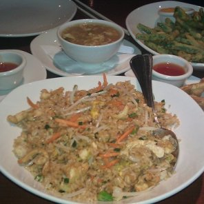 Chicken Fried Rice at P.F. Chang's