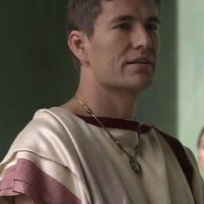 Publius Varinius from Spartacus