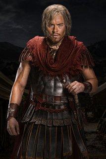 Gaius Julius Caesar from Spartacus
