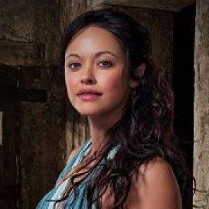 Melitta from Spartacus