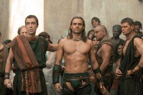 Gannicus from Spartacus