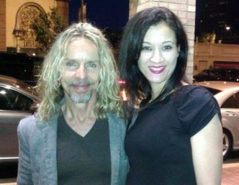 Tommy Shaw of the Styx