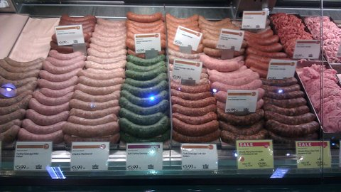 Whole Foods Market Sausages