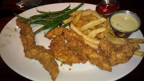 Chicken Tenders at Houlihan's