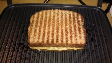 Grilled Turkey Reuben Sandwich