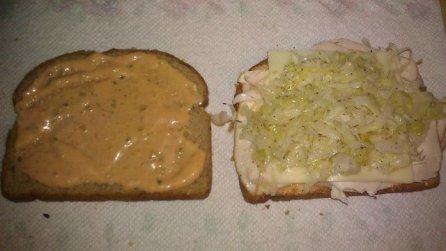 Grilled Turkey Reuben Sandwich