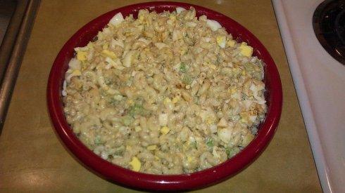 Egg Macaroni Salad