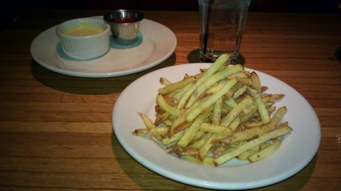 French Fries at Houston's