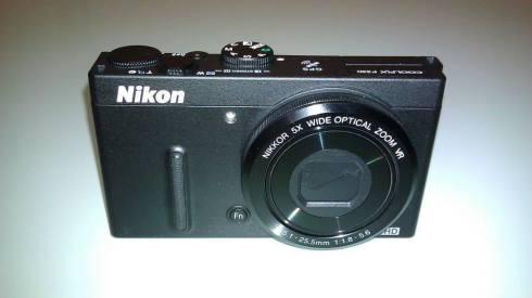 Nikon Coolpix P330 Camera