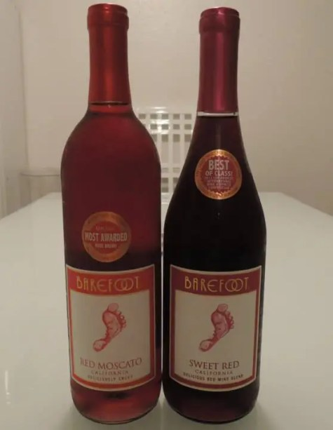 Red Wine Moscato