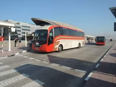 Dubai Charter Bus
