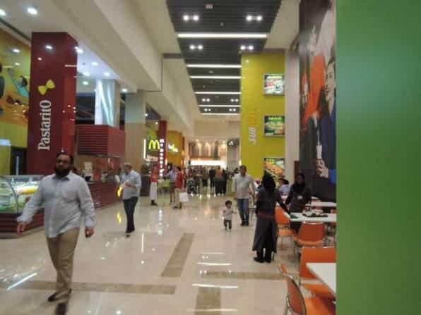 Dubai Mall food court