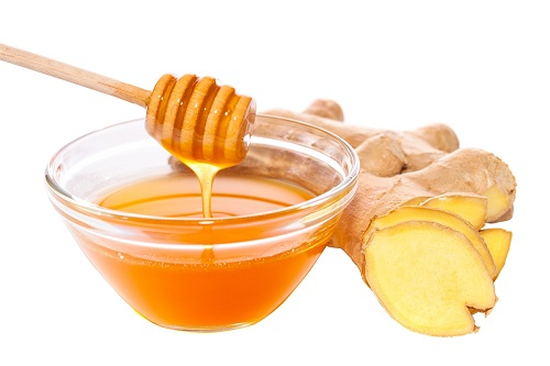 honey and ginger for cough