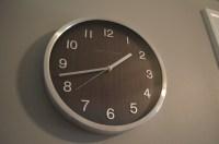 Tick Tock-We Got a New Clock! - Loving Here