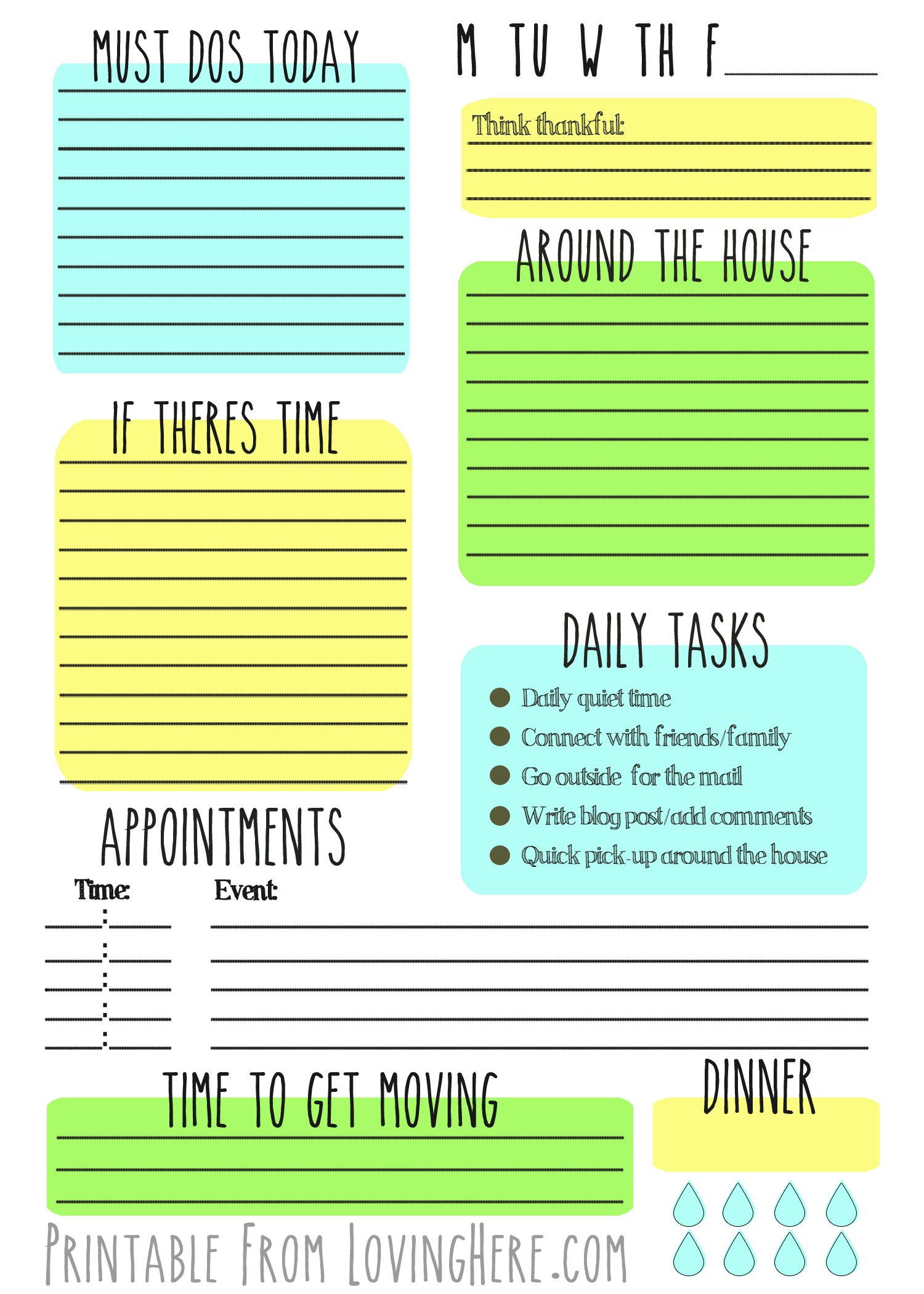 To Do Or Not To Do Free Printables For You