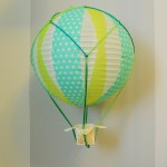 Diy Miniature Hot Air Balloons Loving Here