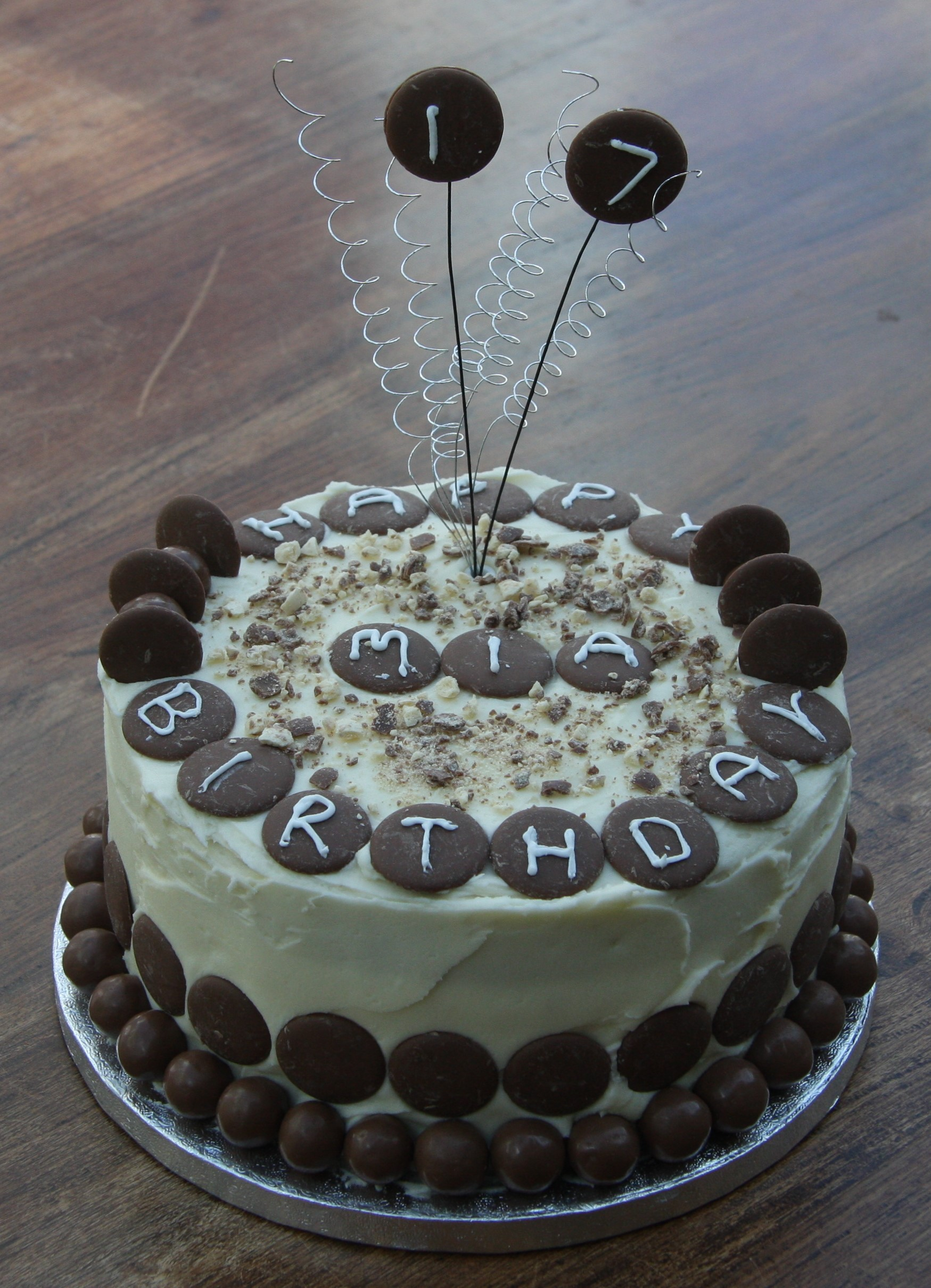 More Birthday Cake Ideas Lovinghomemade
