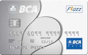 Kartu Kredit BCA Everyday