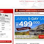 Jasa Pembayaran Booking Pesawat dan Hotel via AirAsiaGo
