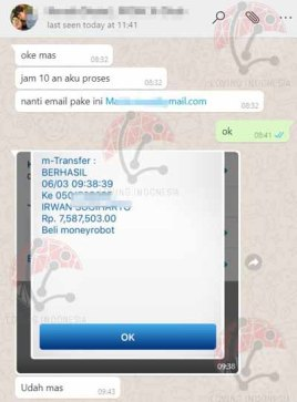 jasa pembelian pembayaran online terpercaya lisensi Money Robot Submitter - Your SEO Software