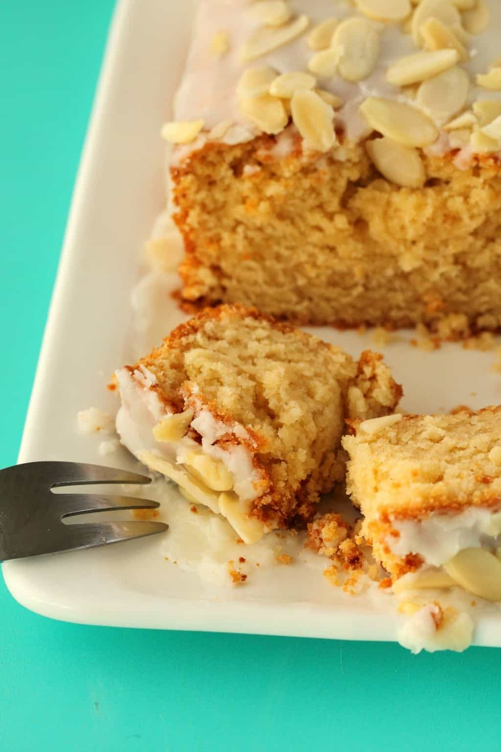 Simple Butter Cake Recipe 250g Butter