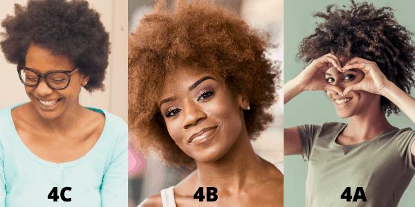 Hair type Chart
