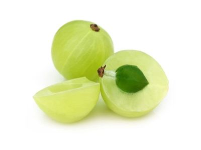 Best Herbs for hair growth- Amla Indian Gooseberry