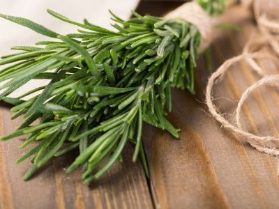 Herbs for natural hair growth-Rosemary