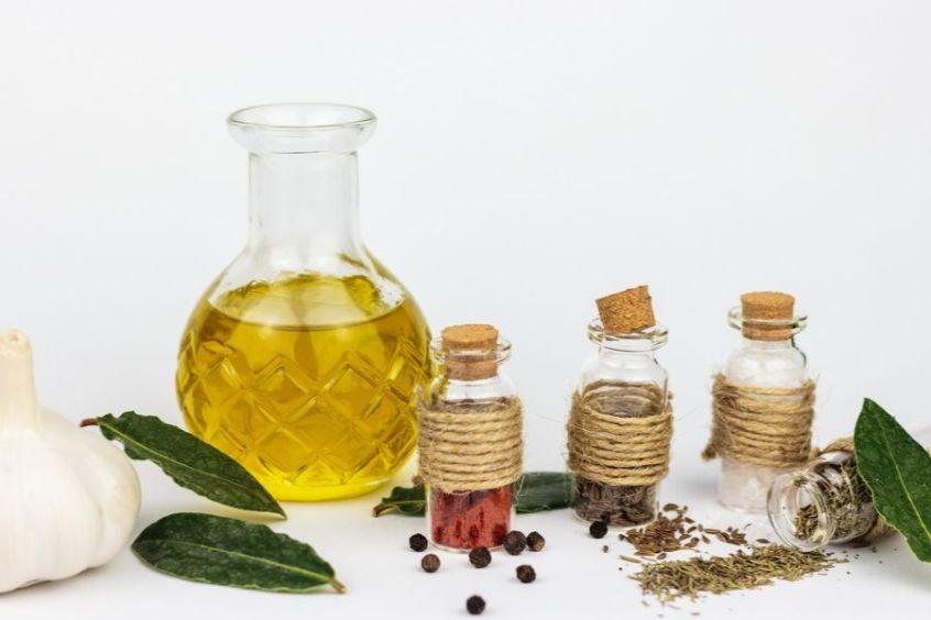 Natural Oil Blends