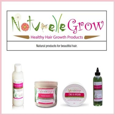Natural Hair Products - Naturelle Grow